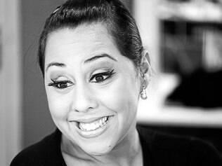 Surpresa. Roubando a cena como destaque cômico do musical, Evelyn Castro descobriu a gravidez já no terceiro mês, no meio da temporada