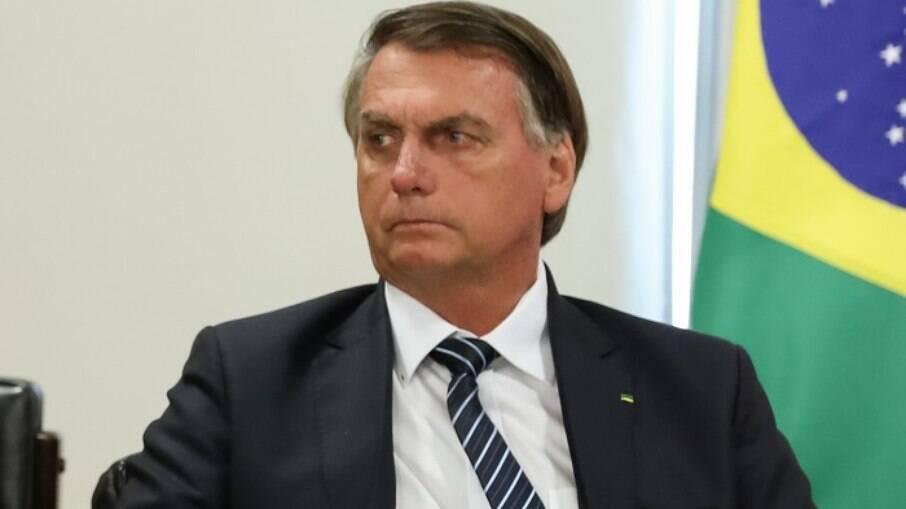 Bolsonaro tem criticado prefeitos e governadores que não seguiram a orientação do Ministério da Saúde de recomendar o tratamento precoce contra a Covid-19