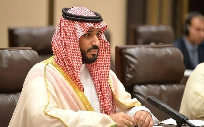 Principe herdeiro Mohamed bin Salman nega participação no crime