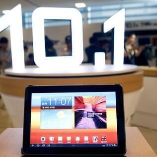 Galaxy Tab 10.1: varejo começa a entregar tablet em 5 de setembro