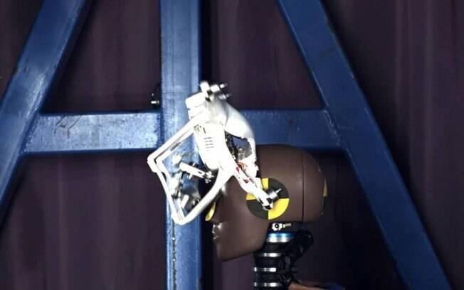 Estudo revela o que acontece se um drone cair na sua cabeça