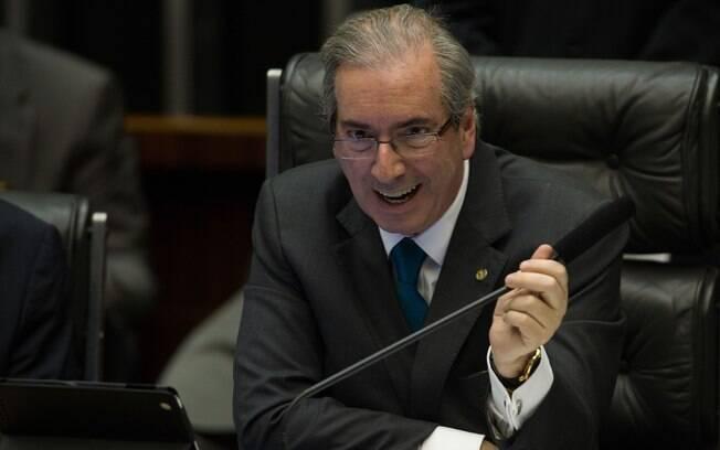 Atualmente, quem está no cargo de presidente da Câmara é o deputado Eduardo Cunha