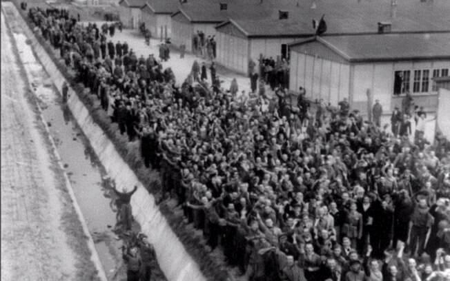 Holocausto matou cerca de 6 milhões de judeus