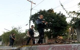 Megaoperação mira mais de 40 traficantes envolvidos em homicídios no Rio
