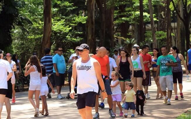São Paulo terá temperaturas altas durante a tarde e madrugadas frias durante o feriado de Páscoa