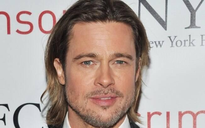 Brad Pitt atual: look que o ator usou para seu próximo filme