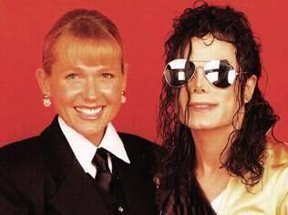 Xuxa e Michael Jackson: pedido de casamento