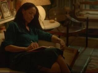 Sonia Braga em cena de