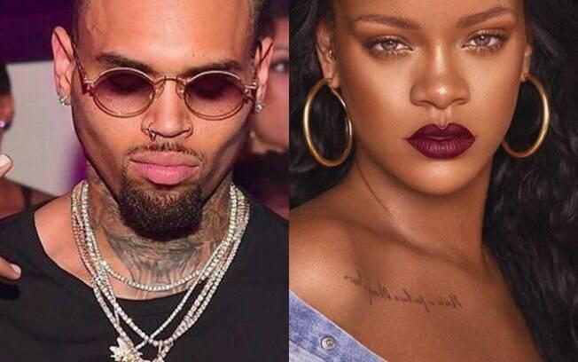 Chris Brown tem longo histórico de problemas com a polícia, sendo o mais lembrado a agressão à cantora Rihanna em 2009