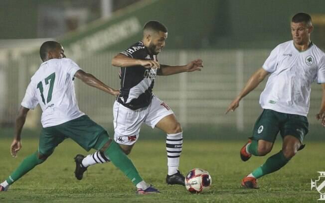 Vasco joga contra o Boavista nesta quarta, valendo vaga nas oitavas da Copa do Brasil