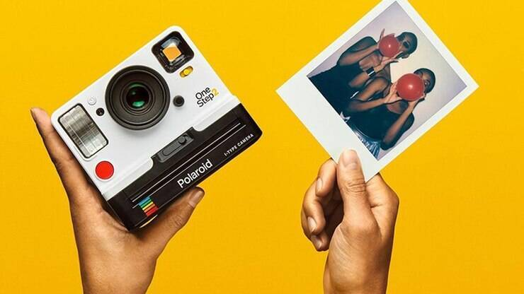 Conheça a One Step 2, câmera inspirada em clássico da Polaroid - Tecnologia  - iG 3825e89fa3