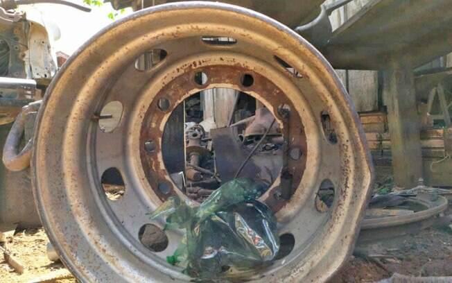 Motivo de explosão do pneu ainda é procurado pela perícia