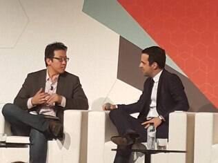 Hugo Barra, vice-presidente de expansão da Xiaomi, esteve na MWC 2015