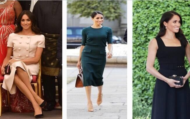 Meghan Markle é eleita a mulher mais bem vestida do ano pela revista People