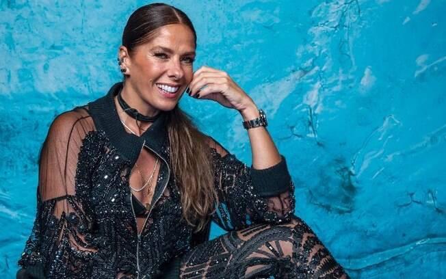 Adriane Galisteu tem experiência e poderia ser um nome para comandar as tardes da Globo
