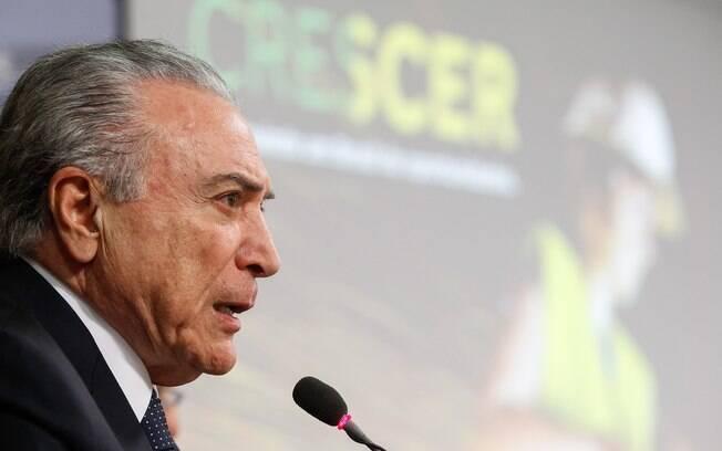 Michel Temer assinou decreto que revoga parte do benefício do Reintegra ao exportador