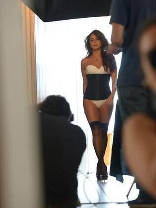 Giovanna Antonelli: linda aos 38 anos