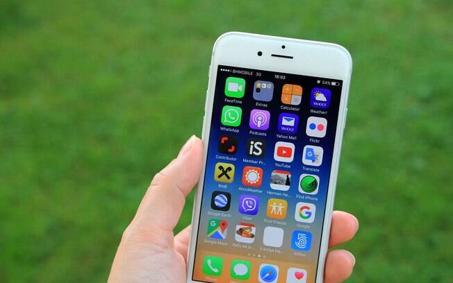 Atualização para o iOS 10.3 pode ser feita diretamente no dispositivo por meio da opção do menu de