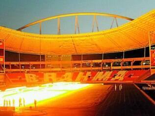 Experiência. Atual turma de trainees da Ambev ficou responsável pela operação da empresa nos estádios das cidades-sede da Copa