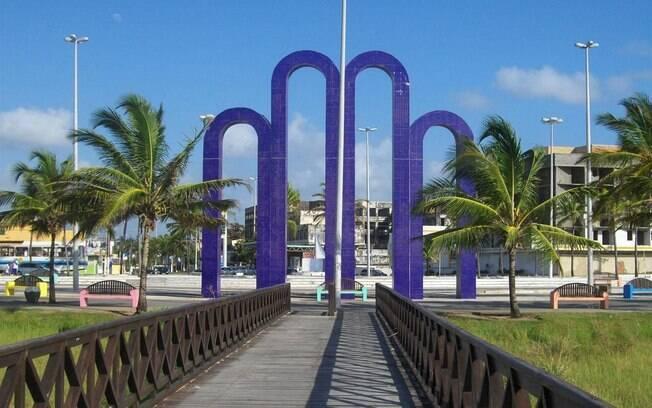 Orla do Atalaia é cartão postal de Aracaju