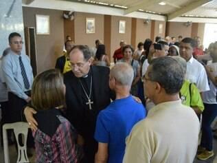 Arcebispo metropolitano de Belo Horizonte, dom Walmor Oliveira de Azevedo, falou sobre a importância da solidariedade