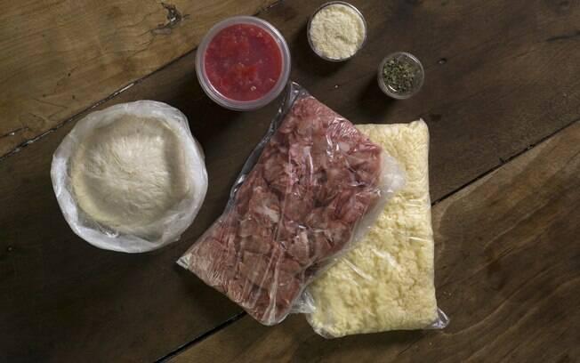 O kit de pizza da @ataldapizza é uma ótima forma de trazer o seu pai para a cozinha!