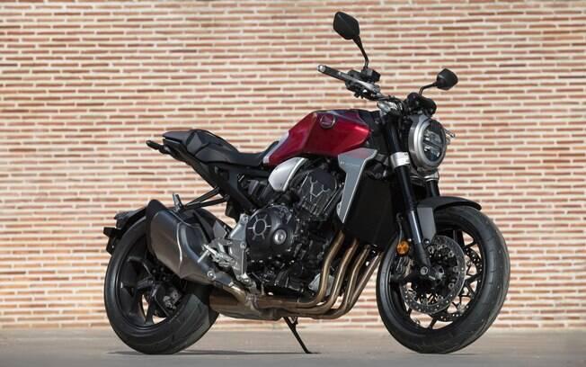 CB 1000R 2019: no estilo Neo Sports Café, promete agradar o público das naked maiores entre as motos Honda 2019