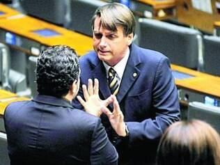 """Bolsonaro apresentou defesa e disse que  """"Congresso não é convento"""""""