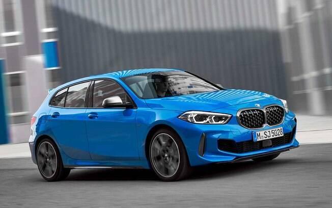 BMW Serie 1 perdeu importância entre os hatches médios e virou carro de nicho