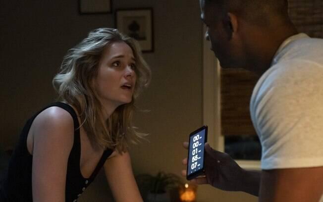 Elizabeth Lail contracena com Jordan Calloway no longa