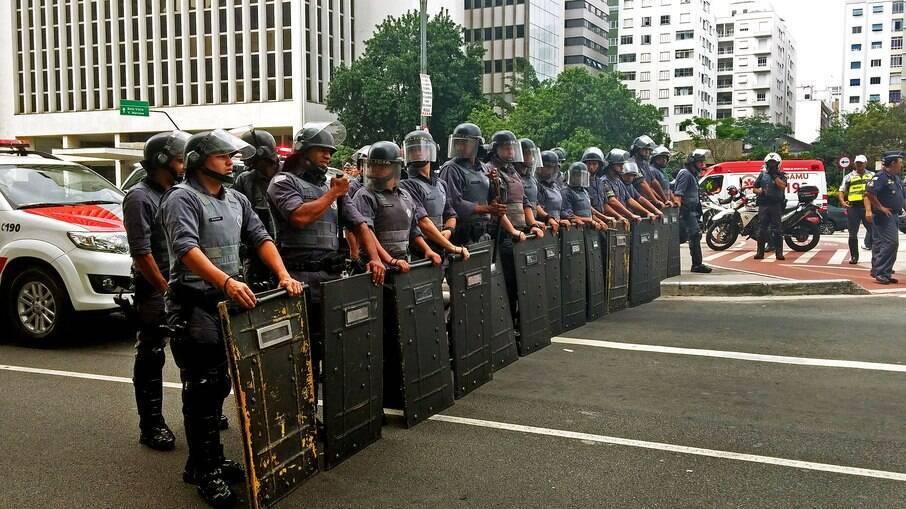 Governo de São Paulo prepara maior esquema policial da história para atos de 7/9