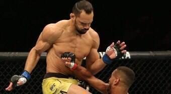 Michel Pereira revela tática ousada para renovar com UFC