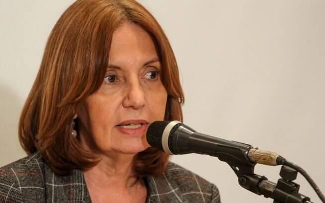 Martha Rocha é candidata do PDT à Prefeitura do Rio