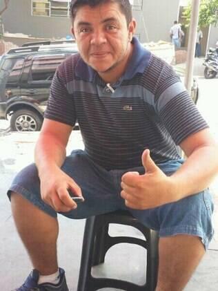 Luciano Medeiros parou de estudar na 5ª série e voltou para a escola com o apoio do projeto Transcidadania