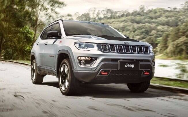 Lançado em outubro, o Jeep Compass passa por seu primeiro reajuste, ultrapassando R$ 100 mil de preço inicial