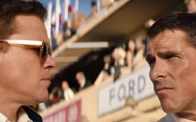 Matt Damon e Christian Bale em