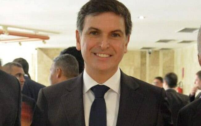 Novo superintendente da PF no Rio, Carlos Henrique de Sousa