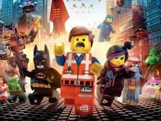 Lego lança game com personagens de filme