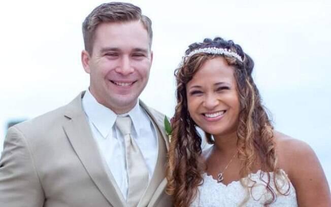 Assim que decidiu se casar, Larissa recebeu apoio e ajudar de amigos e familiares