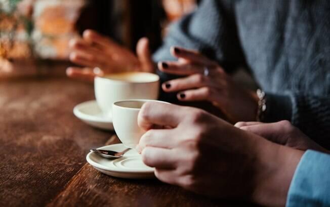 Diversas opções de café gourmet para quem gosta de experimentar