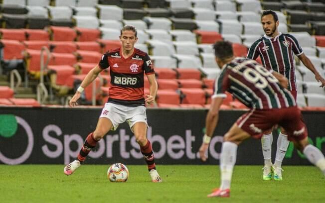 Flamengo e Fluminense duelam pelo Brasileirão nesta quarta