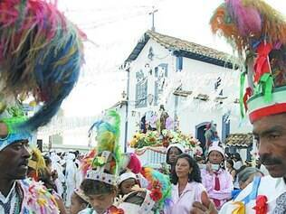 Congado é uma das expressões mais importantes em Minas Gerais