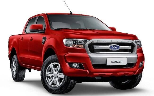 Se entre os SUVs o Ford EcoSport tenta se recolocar, entre as picapes a montadora aposta no Ranger