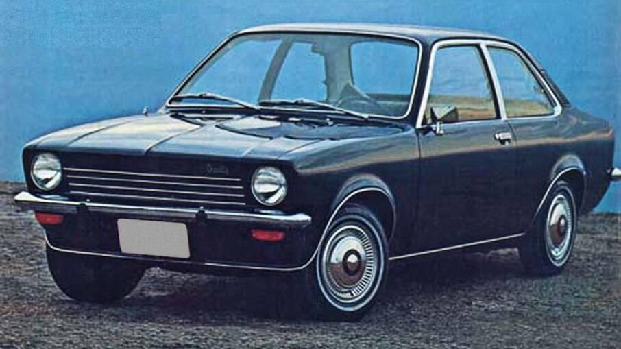 Chevrolet Chevette: sucesso de vendas, graças às suas linhas modernas, durabilidade, eficiência e rapidez no trânsito