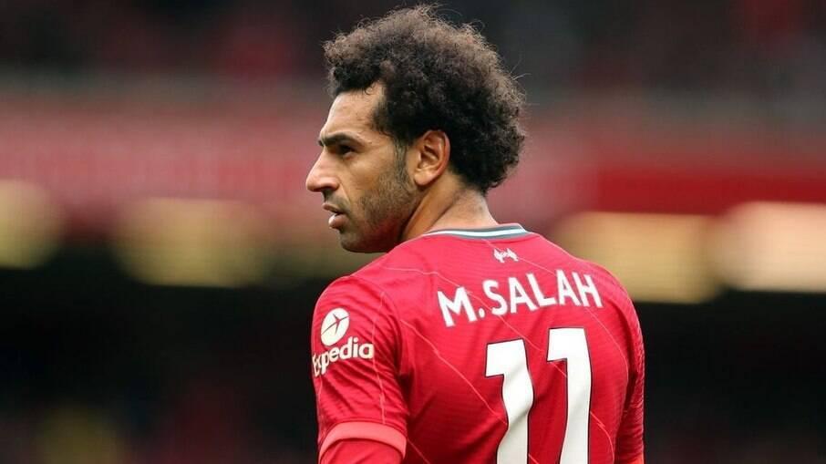 Salah é cobiçado pelo PSG para substituir Mbappé