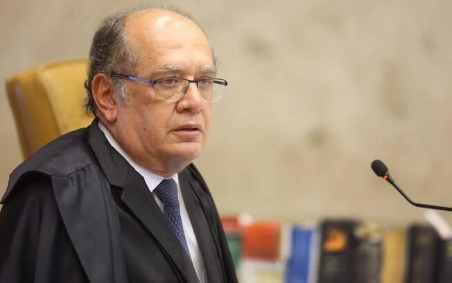 Gilmar Mendes, ministro do STF, comentou a relação política de Moro e Bolsonaro
