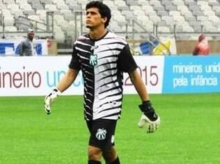 Rodrigo, de 25 anos, sofreu apenas quatro gols no campeonato mineiro. Ele é fã de Taffarel