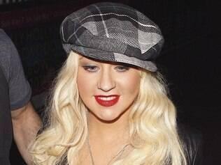 Christina Aguilera: prejuízo de R$ 1,5 milhão