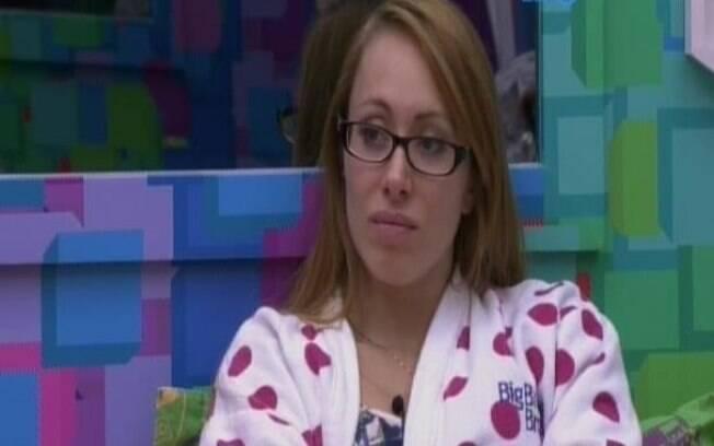 Aline acredita em vitória de Tatiele