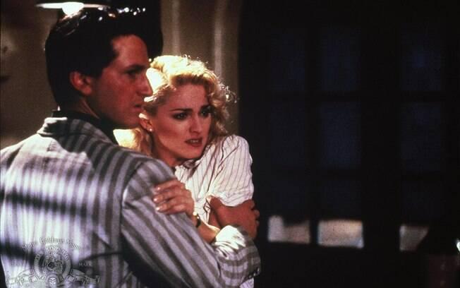 Madonna e Sean Penn em
